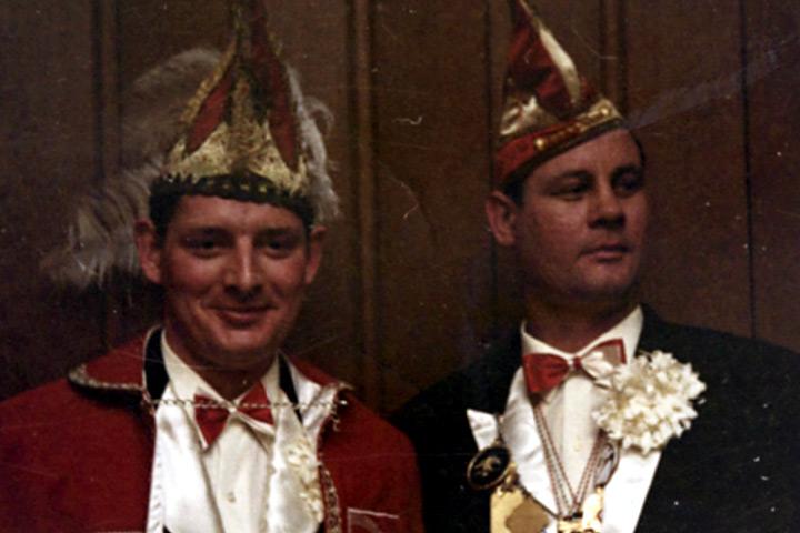 1967 Prinz Dieter I. van Rüden
