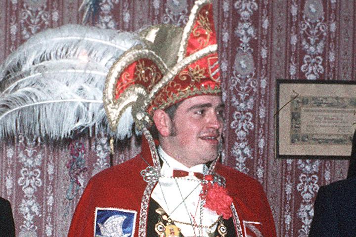 1971 Prinz Franz Josef I. Nieländer