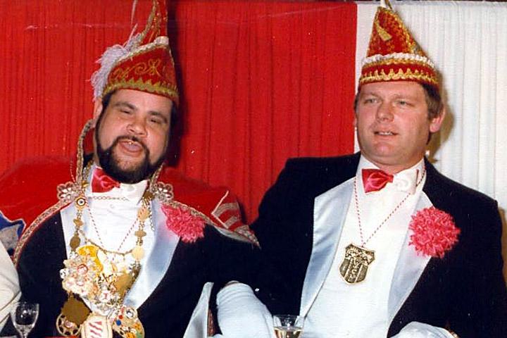 1980 Prinz Helmut II. Israel