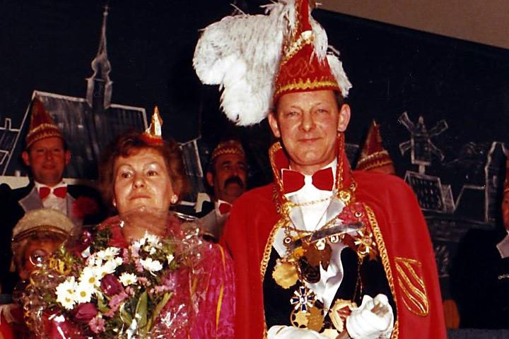 1986 Prinz Rudi I. Franzpötter