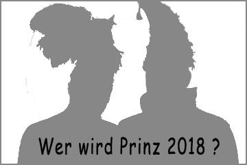Wer wird Prinz 2018