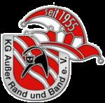 Vereinszugehörigkeitsorden Außer Rand und Band e.V., groß, 30cm