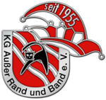 Vereinszugehörigkeitsorden Außer Rand und Band e.V., klein, 3cm