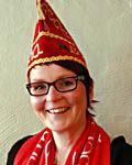 Sandra Paschedag (Leiterin Fussgruppe)